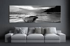 living room art 1 piece canvas wall art black and white decor black on cheap black and white canvas wall art with 1 piece black and white ocean large pictures