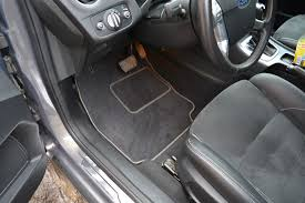<b>Велюровые коврики в салон</b>. — Ford Mondeo, 2.0 л., 2011 года на ...