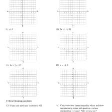 worksheet linear equations worksheets with answers graphing worksheet answer key using intercepts