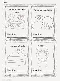 Idiom Worksheet Elementary Worksheets for all | Download and Share ...
