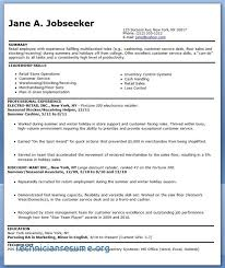 Retail Salesperson Resume Examples Created By Pros Retail Sales ...