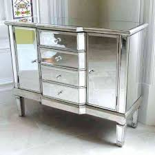 glass chest of drawers style mirrored sideboard ikea