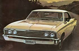 1966-67 Chevrolet Malibu Super Sport and Other Canadian Chevelles