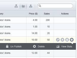 table chart design inspiration. Dribbble - Data Table By Avadh B.S. Dwivedi Chart Design Inspiration T