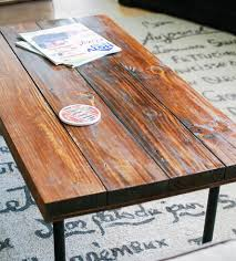 industrial reclaimed furniture. Coffee Table:Incredible Industrial Tables Pictures Ideas Reclaimed Wood Rectangular Table Features That Lift Furniture S