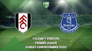 Premier League | Fulham v Everton