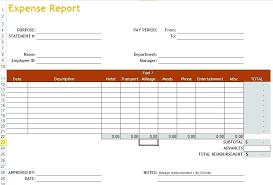 Reimbursement Sheet Template Expense Report Template Xls For Excel Claim Reimbursement
