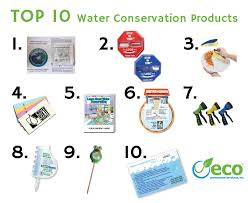 Top Promotional Top 10 Promotional Products For Water Conservation Programs