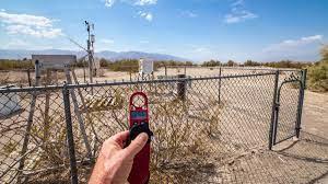 Death Valley, California, breaks the ...