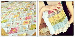 tutorial - how to sew a hexagon quilt by hand … - Simple Things & hexagon quilt Adamdwight.com