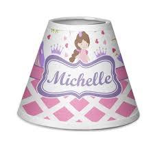 princess diamond print chandelier lamp shade personalized