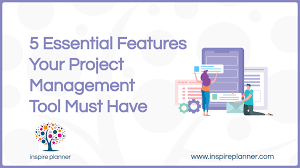 Planner 5 5 Key Features Your Salesforce Project Management Tool Must Have