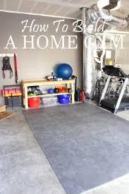 Best 25+ Home gym garage ideas on Pinterest | Basement workout ...