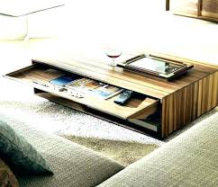 coffee table weird most