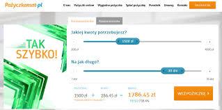 pożyczkomat - pożyczka online 24h/7dni | SzybkaNowaPozyczka.pl