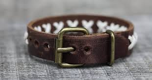 you won t believe this awesome diy leather bracelet was made from old shoes