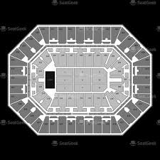 Bmo Harris Bradley Center Seating Chart Map Seatgeek Within