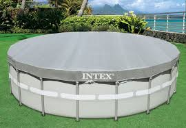 above ground pool covers. 18ft X 8in Deluxe Pool Cover Above Ground Covers