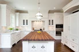 enclosed kitchen mid sized traditional l shaped dark wood floor enclosed kitchen idea