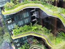 Sustainable Architecture Examples Captivating Five Examples Of Vertical  Gardens Including A Preview Of The . Inspiration