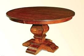 inch wide table awesome dining tables pedestal small round for attractive with oval pedest