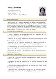 modelo curriculum modelo de cv en espanol rome fontanacountryinn com