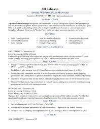 Sample Resume Newspaper Delivery Job Description Best Sales Manager
