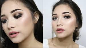 dramatic prom graduation makeup tutorial you
