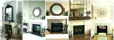 fireplace decorating ideas with mirror above fireplace decor decorating above  fireplace 2 beautiful mirror above the