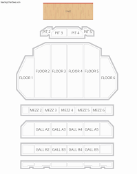 Fox Theater Detailed Seating Chart 17 Lovely Gallery Of Fox Theater Seating Chart Atlanta
