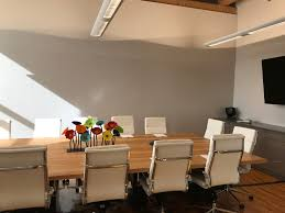 Creative office space large Ceiling Creative Office Space Large Co2 Partners Llc Large Conference Room Creative Office Space Citybizlist Creative Office Space Large Large Bay Window Visually Enhances