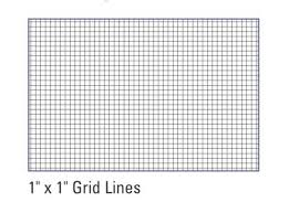 Magna Visual Chart Tape Magna Visual Boards Porcelain Boards Ghost Grid Boards