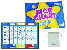 Reward Chart Target Reward Chart For Children By Smartpanda Magnetic Star