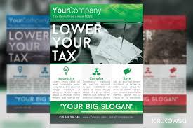 Tax Flyers Designs Income Tax Flyer Templates Loran