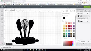 Online Cricut Design Slicing In Cricut Design Space