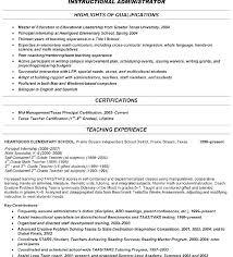 Student Teacher Resume Template – Resume Bank