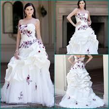 white and purple wedding dresses weddingcafeny com