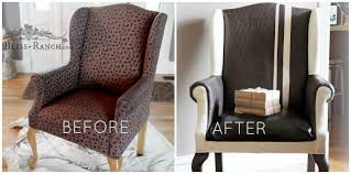 fabric paint for furnitureBliss Ranch Painting Fabric Chairs The Review