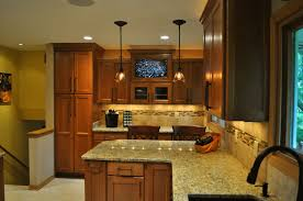 Kitchen Kitchen Sink Lighting Using Single Or Multiple