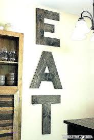 letter k wall decor big luxury best eat sign m rustic metal vintage retro bike large letter c wall decor