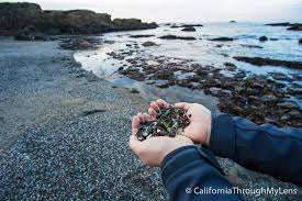 glass beach in fort bragg how to see this unique beach california through my lens