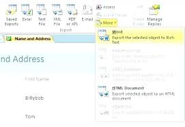 Ms Access 2007 Templates Download Microsoft Access Address Book Template