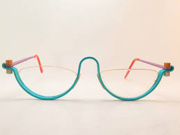 Gail Spence Design Details About Vintage 80s Gail Spence Design Eyeglasses