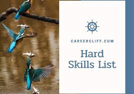 Hard Skills List Resumes Hard Skills List Best Job Skills In Resume For Interview