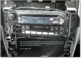 2001 dodge caravan radio wiring harness 2001 image minivan stereo swap 2001 07 models on 2001 dodge caravan radio wiring harness