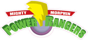 Mighty Morphin Power Rangers Logo Vector (.EPS) Free Download