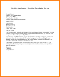 Editorial Assistant Cover Letters 10 Dental Administrative Assistant Cover Letter Business