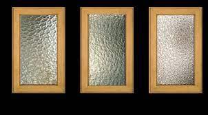 glass cabinet door