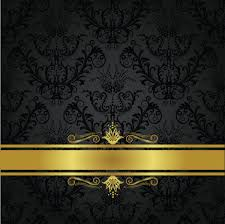 royalty free black and gold backgrounds