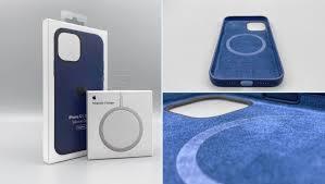 Video] Mở hộp bộ sạc MagSafe và ốp lưng mới iPhone 12